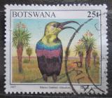 Poštovní známka Botswana 1997 Strdimil mariquaský Mi# 633