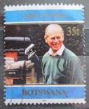 Poštovní známka Botswana 1997 Princ Philip Mi# 647