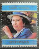 Poštovní známka Botswana 1997 Královna Alžběta II. Mi# 648