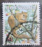 Poštovní známka Botswana 2002 Veverka bušová Mi# 746