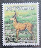 Poštovní známka Botswana 2002 Bahnivec jižní Mi# 752