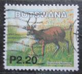 Poštovní známka Botswana 2002 Sitatunga západoafrická Mi# 756
