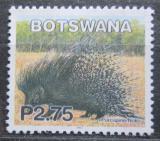 Poštovní známka Botswana 2002 Dikobraz jihoafrický Mi# 757