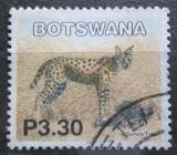 Poštovní známka Botswana 2002 Serval stepní Mi# 758