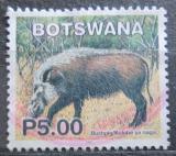 Poštovní známka Botswana 2002 Štětkoun africký Mi# 760