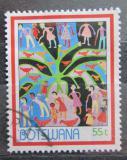 Poštovní známka Botswana 2004 Moderní umění Mi# 785