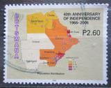 Poštovní známka Botswana 2006 Národnostní rozdělení Mi# 836