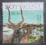 Poštovní známka Botswana 2007 Nyala nížinná Mi# 851