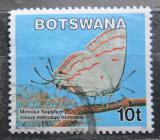 Poštovní známka Botswana 2007 Iolaus mimosae Mi# 860