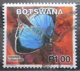 Poštovní známka Botswana 2007 Lolaus silas Mi# 865