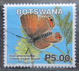 Poštovní známka Botswana 2007 Anthene amarah amarah Mi# 871