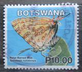 Poštovní známka Botswana 2007 Spindasis natalensis Mi# 872