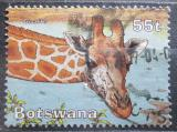 Poštovní známka Botswana 2003 Žirafa Rotschildova Mi# 780
