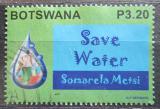Poštovní známka Botswana 2013 Šetři vodou Mi# 969