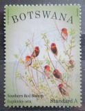 Poštovní známka Botswana 2014 Snovač kaferský Mi# 980