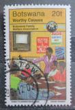Poštovní známka Botswana 1996 Plánování rodiny Mi# 609