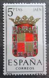 Poštovní známka Španělsko 1964 Znak Jaen Mi# 1438