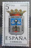 Poštovní známka Španělsko 1964 Znak Lugo Mi# 1481