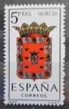 Poštovní známka Španělsko 1964 Znak Murcia Mi# 1500