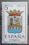 Poštovní známka Španělsko 1964 Znak Orense Mi# 1521