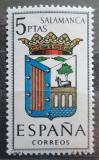 Poštovní známka Španělsko 1965 Znak Salamanca Mi# 1552