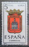 Poštovní známka Španělsko 1965 Znak Soria Mi# 1562