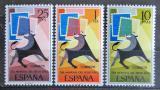 Poštovní známky Španělsko 1965 Světový den známek Mi# 1548-50