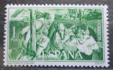 Poštovní známka Španělsko 1965 Vánoce, umění, Juan Bautista Maíno Mi# 1585