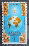 Poštovní známka Španělsko 1965 Konec 2. vatikánského koncilu Mi# 1590