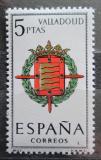 Poštovní známka Španělsko 1966 Znak Valladolid Mi# 1598