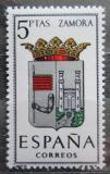 Poštovní známka Španělsko 1966 Znak Zamora Mi# 1621