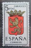 Poštovní známka Španělsko 1966 Znak Zaragoza Mi# 1623