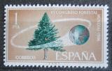 Poštovní známka Španělsko 1966 Kongres lesního hospodářství Mi# 1622