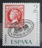 Poštovní známka Španělsko 1970 Světový den známek Mi# 1861