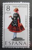 Poštovní známka Španělsko 1971 Lidový kroj Valladolid Mi# 1910