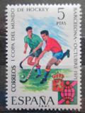 Poštovní známka Španělsko 1971 MS v pozemním hokeji Mi# 1953