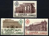 Poštovní známky Španělsko 1976 Celní úřady Mi# 2219-21