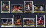Poštovní známky Španělsko 1976 Umění, Luis Egidio Meléndez Mi# 2253-60