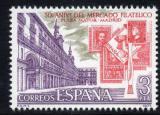 Poštovní známka Španělsko 1977 Burza známek, 50. výročí Mi# 2301