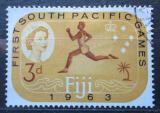 Poštovní známka Fidži 1963 Jihopacifické hry Mi# 171