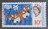 Poštovní známka Fidži 1968 Asota woodfordii Mi# 219