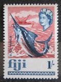 Poštovní známka Fidži 1968 Makaira indica Mi# 220