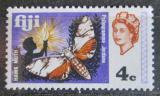 Poštovní známka Fidži 1969 Houselník Mi# 235