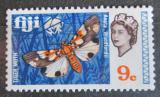 Poštovní známka Fidži 1969 Asota woodfordii Mi# 239