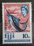 Poštovní známka Fidži 1969 Makaira indica Mi# 240