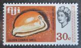 Poštovní známka Fidži 1969 Cypraea aurantium Mi# 244 Kat 8€