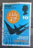 Poštovní známka Fidži 1972 Jihopacifický festival umění Mi# 298