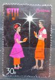 Poštovní známka Fidži 1975 Vánoce Mi# 347