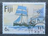 Poštovní známka Fidži 1980 Loď Southern Cross Mi# 420