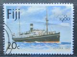 Poštovní známka Fidži 1980 Loď Levuka Mi# 421